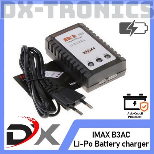 Foto Produk Imax B3 Pro B3AC Lipo Balance Charger 2S 3S Lipo Battery Charger dari DX-tronics