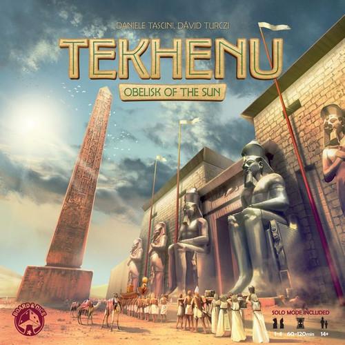 Foto Produk Tekhenu: Obelisk of the Sun (Original) Board Game - Toko Board Game dari Toko Board Game