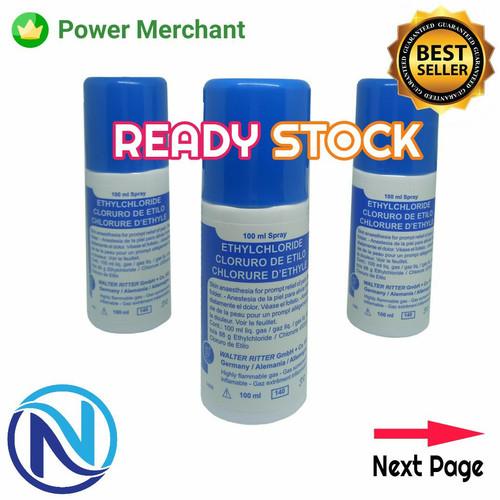 Foto Produk Ethyl Chloride / Ethylchloride Spray 100ml dari NAECO shop