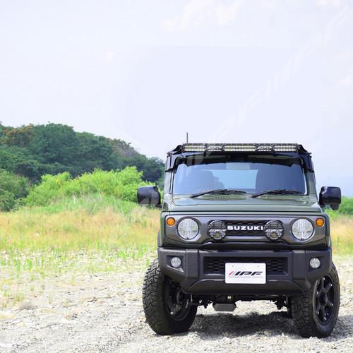 Foto Produk IPF Lightbar 600 Series Double Row 6000K 40inch W/Jimny Bracket Lamp dari Banteng Mas