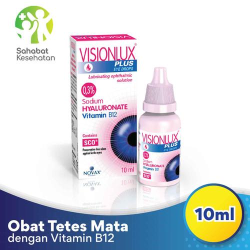 Foto Produk Visionlux Plus Eye Drops Obat Tetes Mata dengan Vitamin B12 dari Sahabat Kesehatan