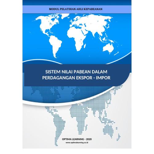 Foto Produk Buku Sistem Nilai Pabean dlm Perdagangan Ekspor Impor dari Optima Management