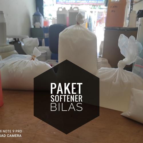 Foto Produk PAKET BAHAN BAKU SOFTENER BILAS 25 LITER dari Adika Chemical