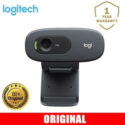 Foto Produk Webcam Logitech C270 dari JED PLAZA