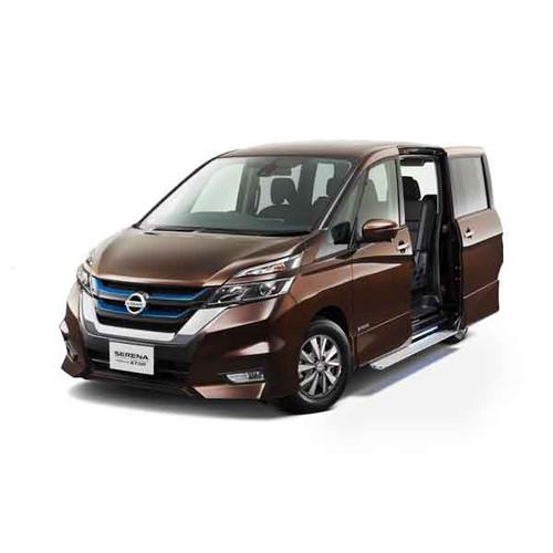 Foto Produk Nissan Serena All New (C27) INTV - 10K dari Indomobil Nissan Datsun
