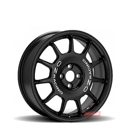 Foto Produk OZ Racing Leggenda R17 Matt Black Velg ori for Swift, Brio, MINI R56 dari PERMAISURI