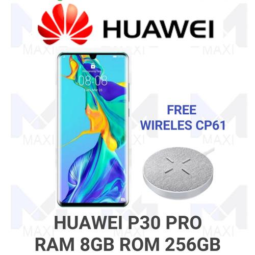 Foto Produk Huawei P30 Pro 8/256 Ram 8gb Rom 256gb Garansi Resmi dari Maxi phone cell