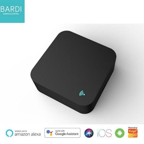 Foto Produk BARDI Smart IR Infra Red Remote Wifi Pengganti Remote AC TV Max 8m dari Bardi Smarthome Distributor