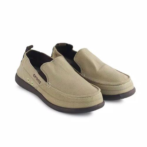 Foto Produk sepatu pria Crocs Walu man Masuk.. Sz 40-44 5 warna dari vidacros