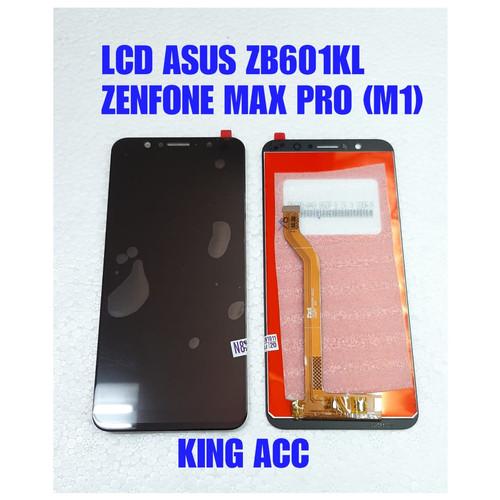 Foto Produk LCD TOUCHSCREEN ASUS ZENFONE MAX PRO M1 ZB601KL ZB602KLX00TD ORIGINAL dari king acc&sparepart hp