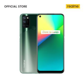 Foto Produk Realme 7i 8/128GB RAM 8GB Internal 128GB Garansi Resmi - Aurora Green dari Evogad Official