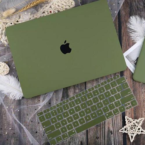 Foto Produk macbook case casing sand GREEN ARMY air pro retina 11 12 13 15 inch dari MAC COVER