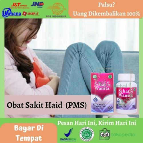 Foto Produk Walatra Sehat Wanita - Obat Nyeri Haid, Datang Bulan, PMS, Kram Perut dari MP Herbal