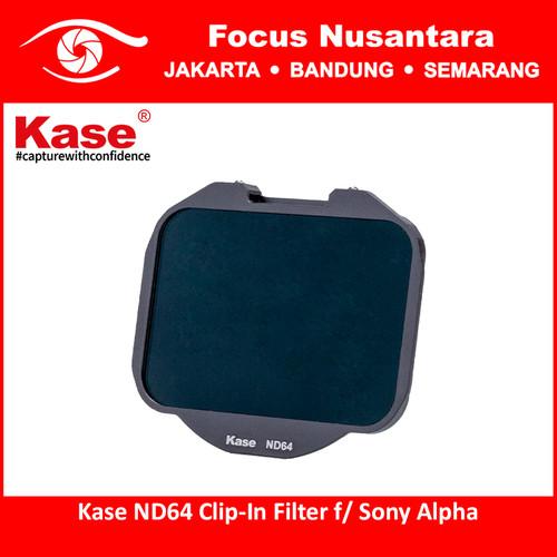 Foto Produk Kase ND64 Clip-In Filter f/ Sony Alpha dari Focus Nusantara