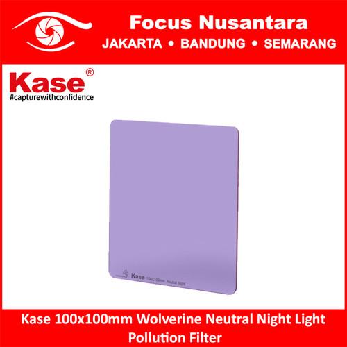 Foto Produk Kase 100 x 100mm Wolverine Neutral Night Light Pollution Filter dari Focus Nusantara