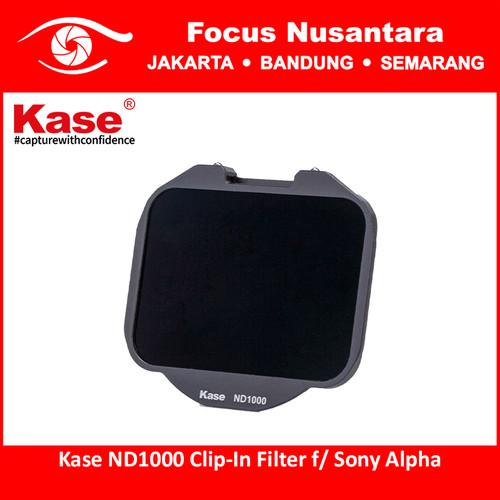 Foto Produk Kase ND1000 Clip-In Filter f/ Sony Alpha dari Focus Nusantara