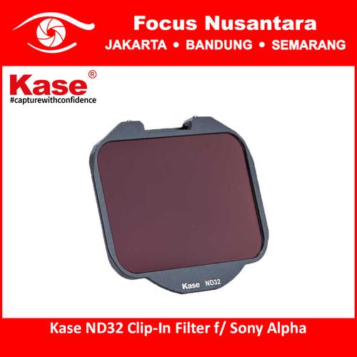 Foto Produk Kase ND32 Clip-In Filter f/ Sony Alpha dari Focus Nusantara