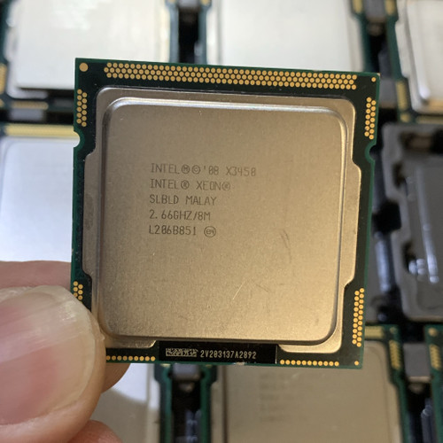 Foto Produk PROCESSOR INTEL XEON X3450 TRAY LGA 1156 dari iconcomp