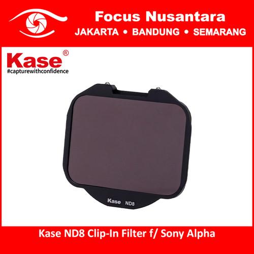 Foto Produk Kase ND8 Clip-In Filter f/ Sony Alpha dari Focus Nusantara