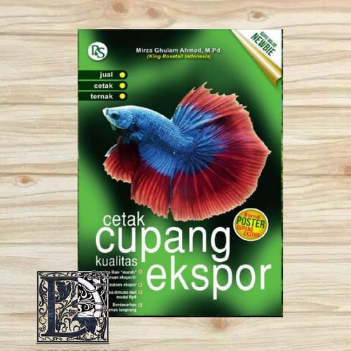 Foto Produk buku cetak cupang kwalitas dari Din'zstore
