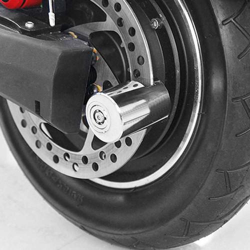 Foto Produk Gembok Anti Maling Sepeda Motor Cakram P1318 dari Digi Case