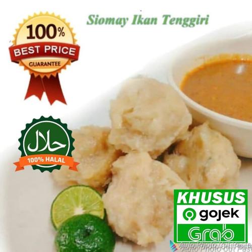 Foto Produk Siomay Ikan Tenggiri l 100 % Asli Bandung l Harga Grosir l isi 100 PC dari Baba Alya