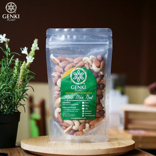 Foto Produk Raw Mix Nut - 250 gr dari Genki Plant