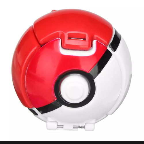 Foto Produk Pokeball figure pokemon / Bola pokemon lempar / Mainan figure pokeball - Merah dari Rania Store16
