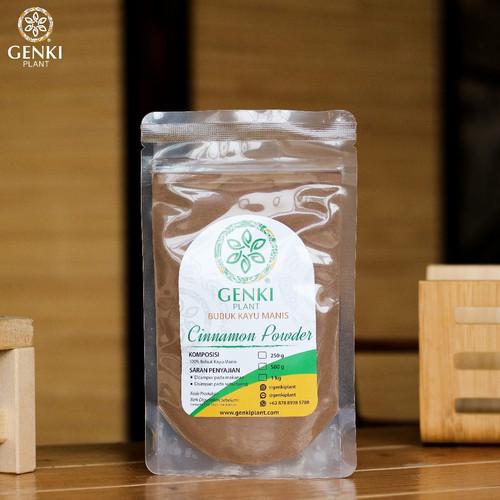 Foto Produk Cinnamon Powder - 100g dari Genki Plant