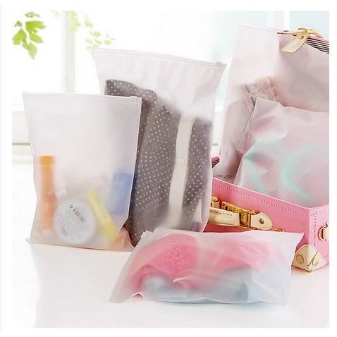 Foto Produk Zipper travel pouch / zipper storage bag / travel pouch serbaguna - 17x25 dari Dorado Official Store