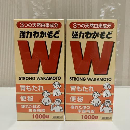 Foto Produk Wakamoto Strong 1000 Japan Original dari Lubricants Pelumasindo
