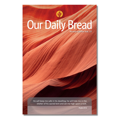 Foto Produk Buku Renungan Rohani Kristen - Our Daily Bread Annual Edition Vol. 17 dari Duta Harapan Dunia