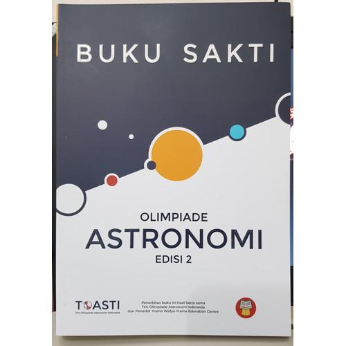 Foto Produk BUKU SAKTI OLIMPIADE ASTRONOMI EDISI 2 YRAMA WIDYA dari BigBook Store