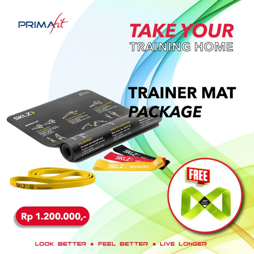 Foto Produk Take Your Trainig Home 1 dari PrimaFit Store