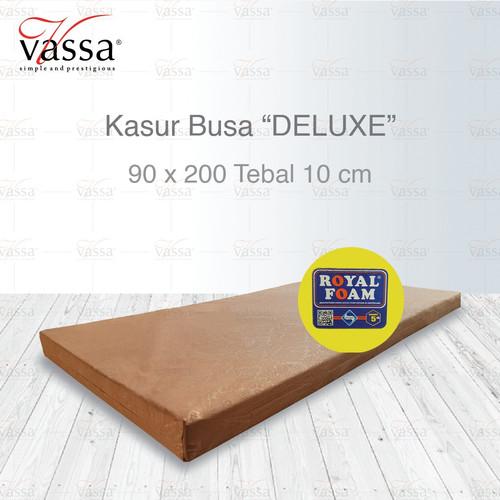 Foto Produk KASUR BUSA ECCO 90 x 200 x 10CM ( ROYAL FOAM ) dari Vassa Sofa
