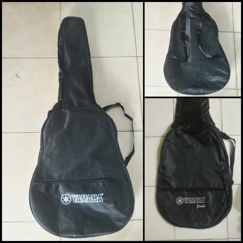 Foto Produk tas gitar murah - sarung gitar YAMAHA standart atau jumbo size sale dari JakartaSports