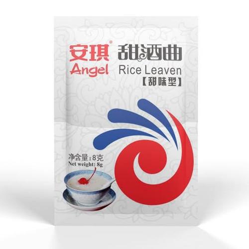 Foto Produk angel yeast ragi beras ketan 8gr rice leaven - sweet flavour dari Silucth