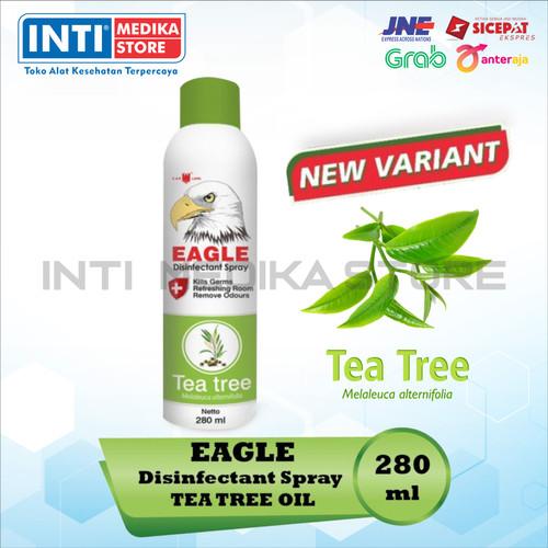 Foto Produk CAP LANG - Eagle Disinfectant Spray 280ml | Eagle Eucalyptus Tea Tree dari INTI MEDIKA STORE