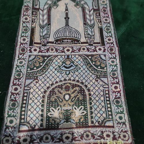 Foto Produk Sajadah Kalamatra Mini Travel Souvenir dari LABRO PRINTING