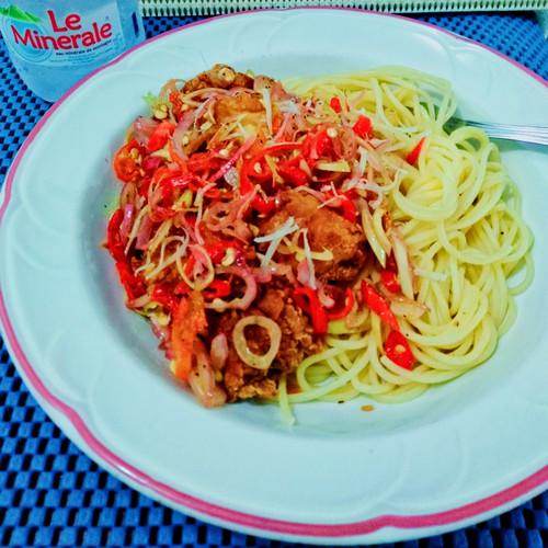 Foto Produk Spaghetti Sambal Matah dari Twinkle Stars