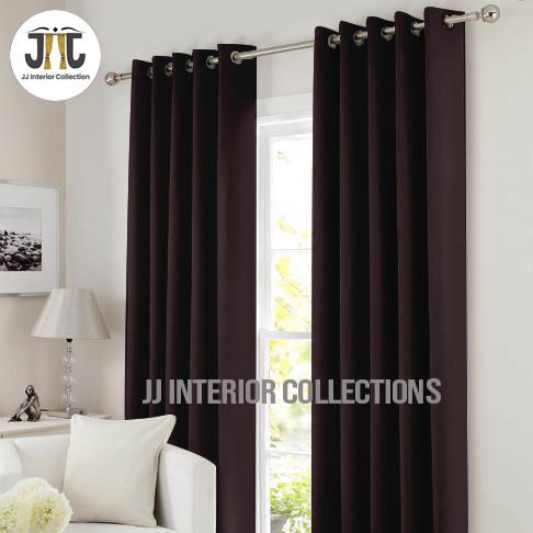 Foto Produk Gorden jendela, hordeng, korden minimalis Dimout Polos dari JJ interior collections