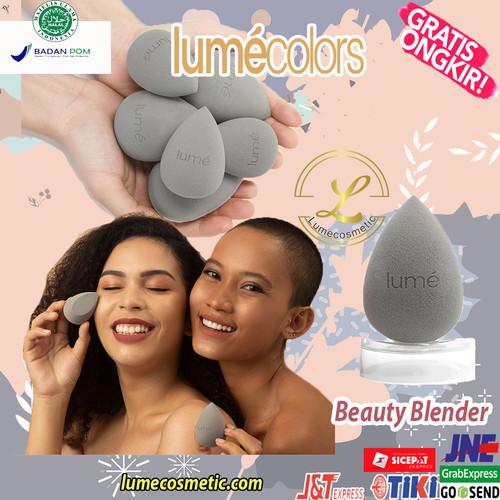 Foto Produk Beauty Blender / Beauty Sponge Make Up LUMECOLORS dari lumecolorsindonesia