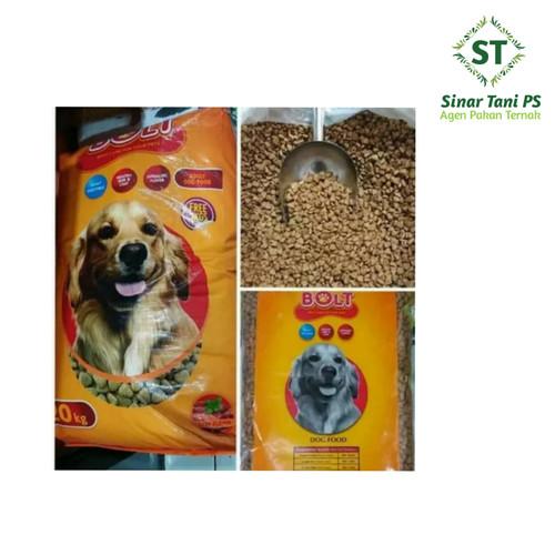 Foto Produk Bolt 20kg dog food makanan anjing dari Sinar tani ps