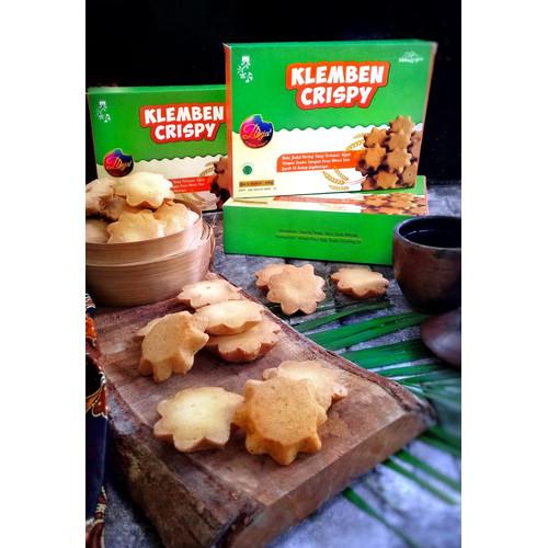 Foto Produk Snack Dbeja Klemben Crispy dari Dbeja_Bwi