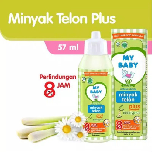 Foto Produk My Baby Minyak Telon 57 ML - 57ml dari TokoinOne