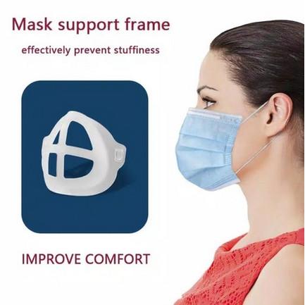 Foto Produk Rangka Masker Anti Pengap / Penahan Penyagga Masker Anti Pengap dari ABC Printing