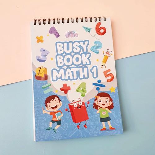 Foto Produk Busybook Math 1 dari VRECIOUS