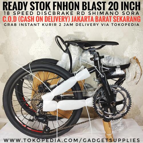 Foto Produk Ready FNHON BLAST Discbrake 18 Speed JAKARTA BARAT dari JUALGADGETS