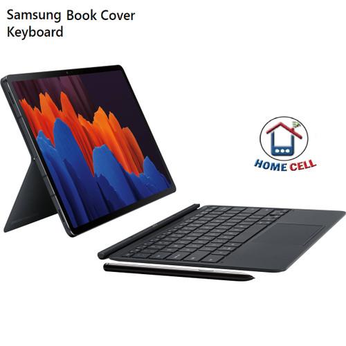 Foto Produk Samsung Book Cover Keyboard Tab s7+ & Tab s7 - Tab S7 dari Home Cell