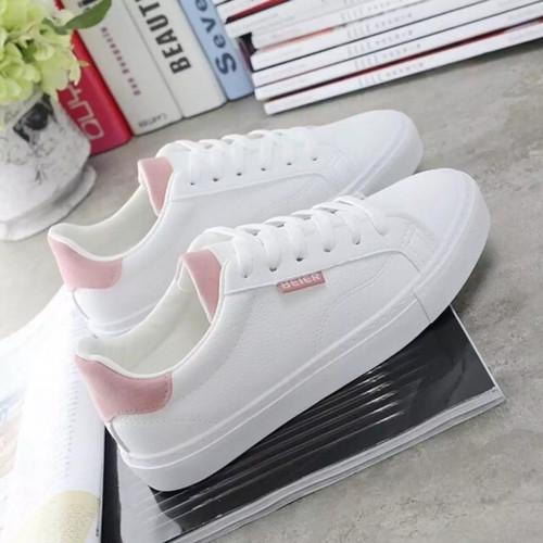 Foto Produk Sepatu kets wanita beier - 37, salem putih dari RAY_SHOP09